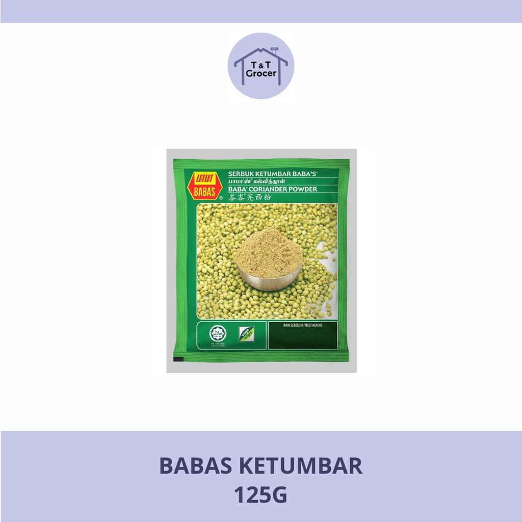 Babas Ketumbar Powder (125g/ 250g)