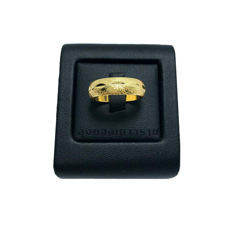 ประกัน 1 ปี❗️ แหวน แหวนทอง 2 สลึง ลายที่ 11-16 ทองไมครอนแท้24k ทองปลอม เหมือนจริงที่สุด