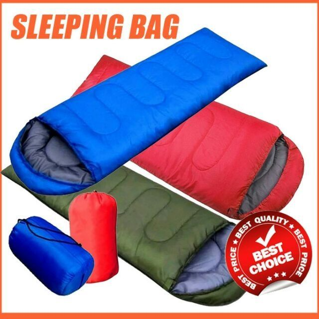 Sleeping bag 1kg comfortable for travel
