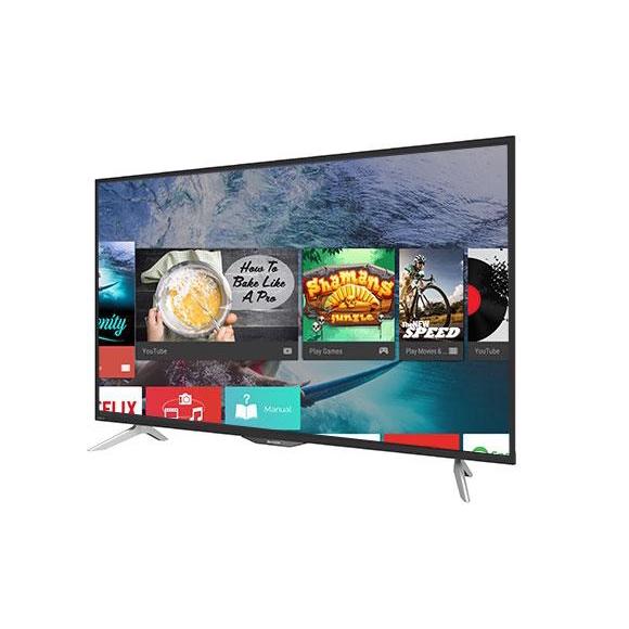 "SHARP LC60UA6800X 60"" DVB-T2 4K UHDR ANDROID SMART TV"