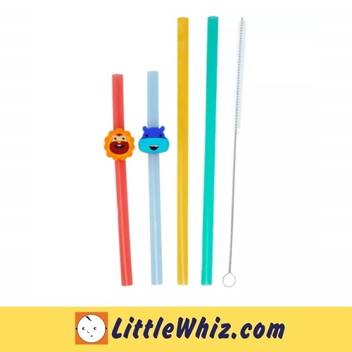 Marcus & Marcus: Reusable Straws Family Set