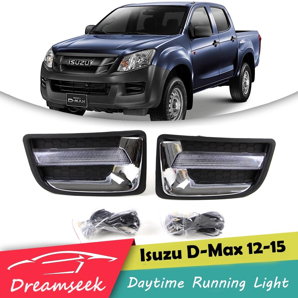2X RH+LH TURN SIGNAL LIGHTS LAMP MIRROR FOR ISUZU DMAX D-MAX PICKUP 2008-2011