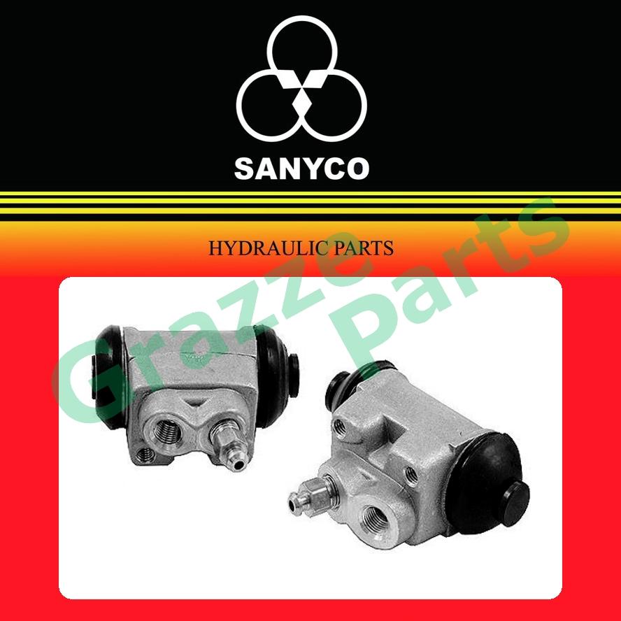Sanyco Brake Pump Wheel Cylinder Rear Right 58380-25000 for Hyundai Atos Accent Getz i10 Matrix