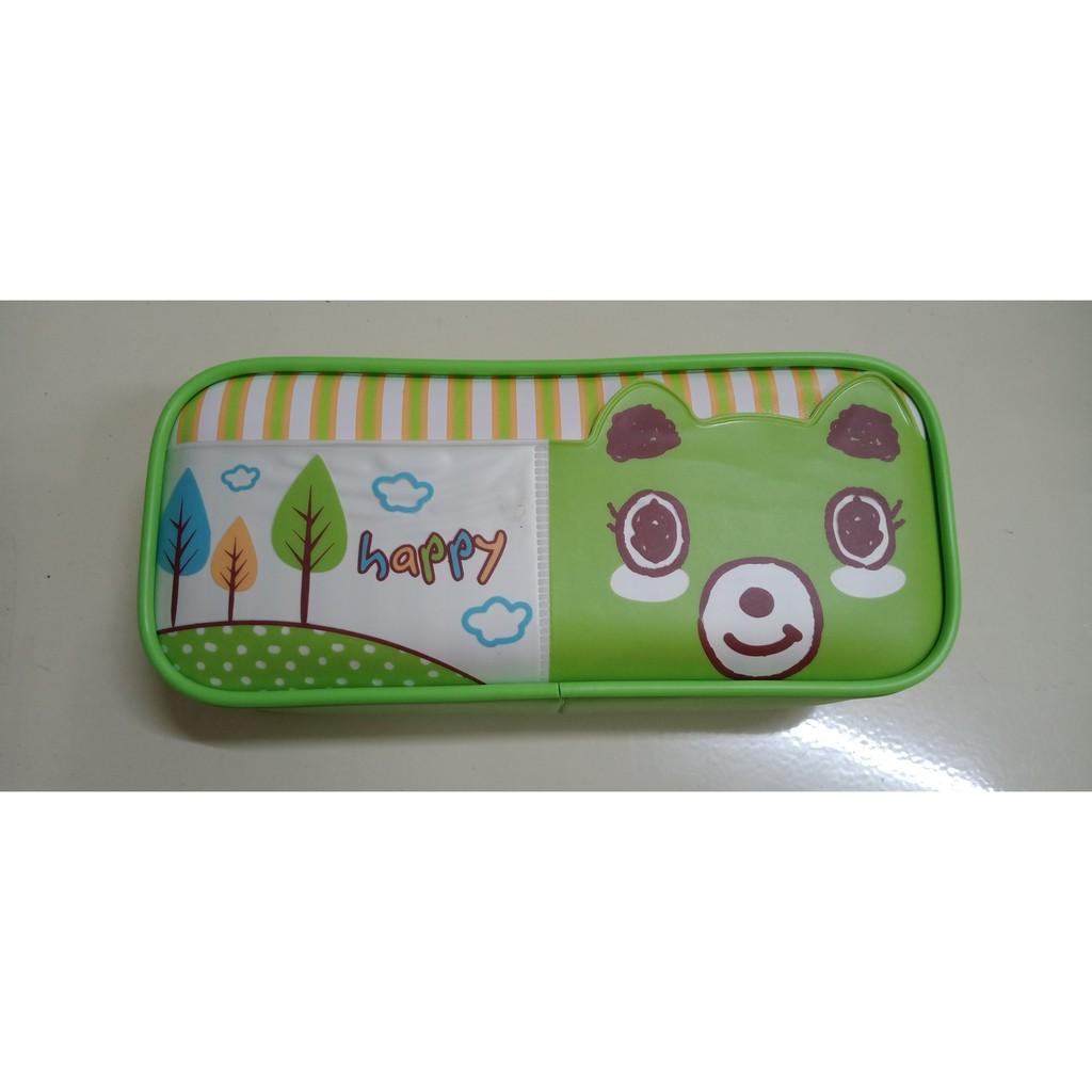 Pencil Bag 笔袋 (BD-210-11) 90mm x 205mm x 60mm