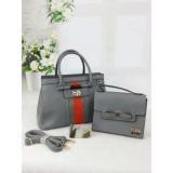 2in1 Cross Body & Shoulder Bags (Grey)