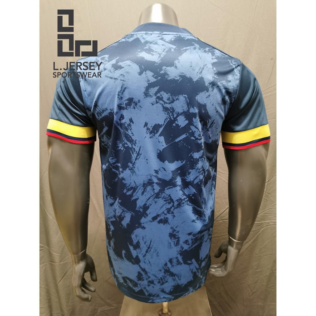 Colombia Men Away Euro Cup Season 20/21 CLIMALITE Fans Jersey