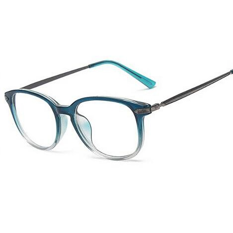 c670409fc0e Square Frame Optical Eyeglasses Frames Myopia Eyewear Prescription Glasses