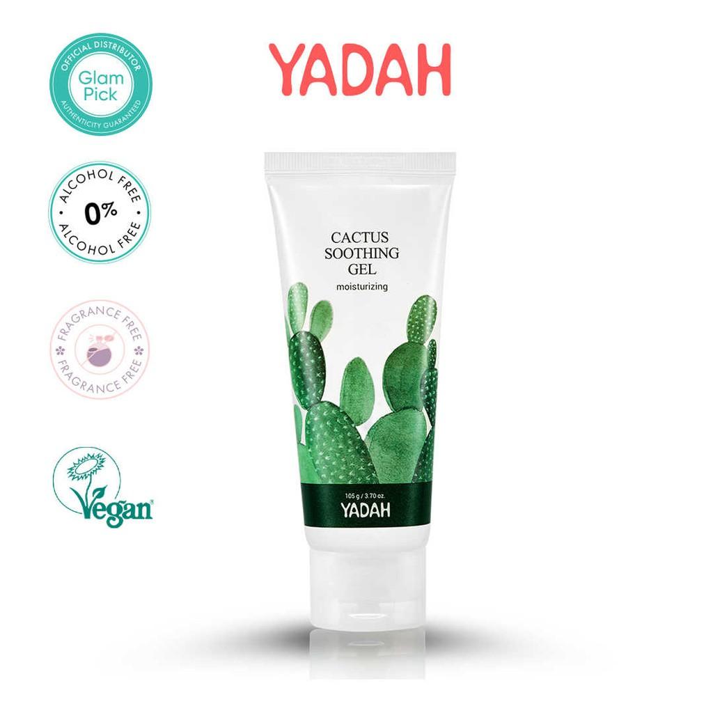YADAH Cactus Soothing Gel 105g