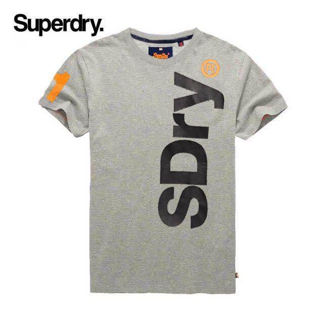 b5df6743 Authentic 2018 SUPERDRY Men T-shirt,Shirts Size S,M,L,XL,XXL Model S46