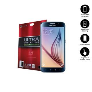 b5eaf0149a3 Samsung Galaxy S6 Edge Plus X-One Ultra Crystal Clear Full Wrap Screen  Protector