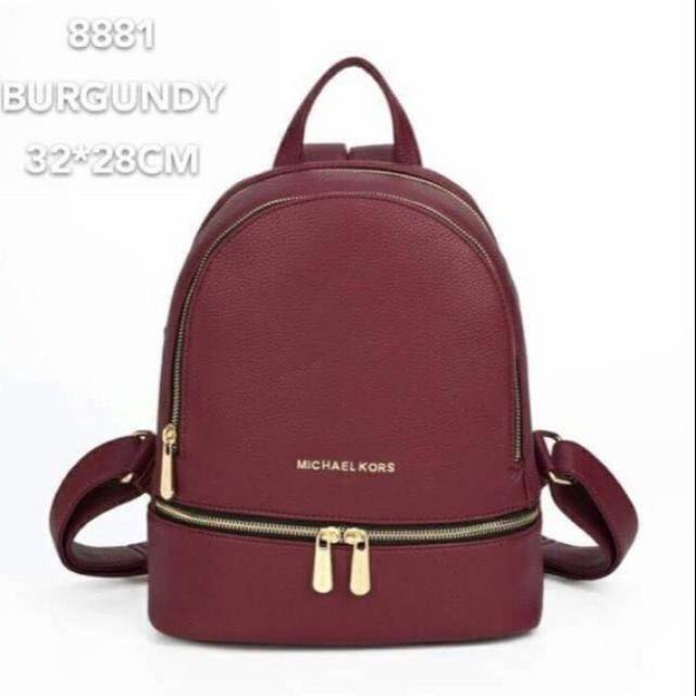 4d4e11053c1a Michael Kors Backpack | Shopee Malaysia
