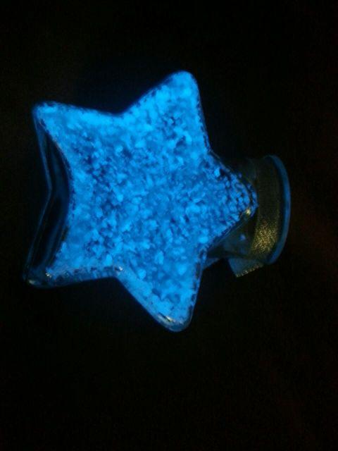 Glow in the dark sand 1-3mm 500g *Ready Stock*