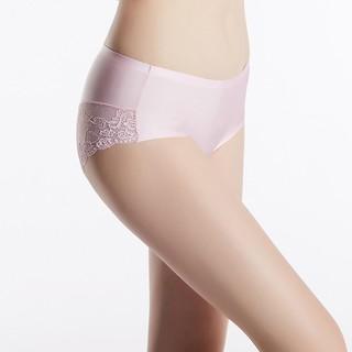 ddc4e1c227 Ensence Womens Panties Seamless Lace Underwear Women Briefs Satin Silk Panty