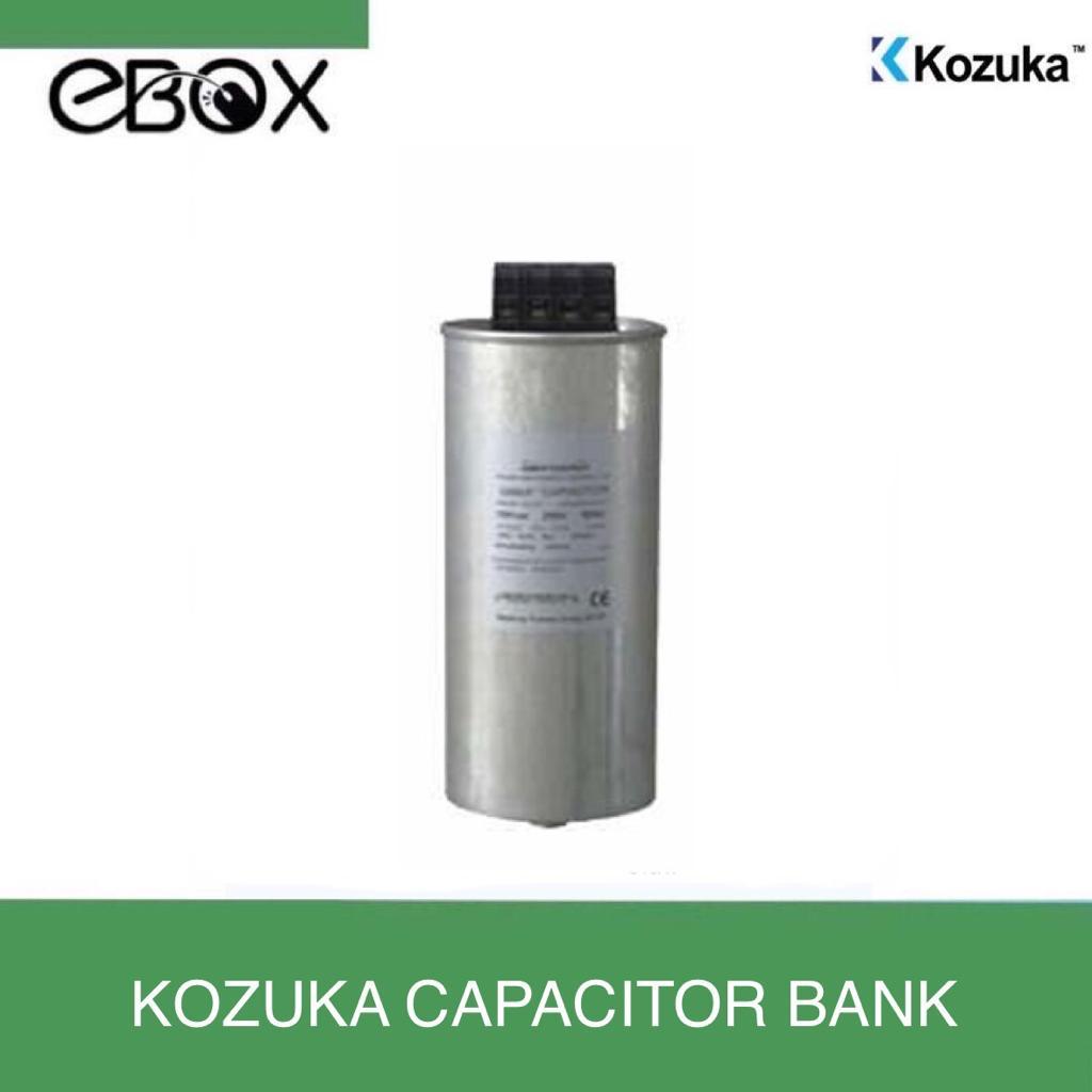 Kozuka 15kvar 440v 3 Phase Power Capacitor Capacitor Bank Shopee Malaysia