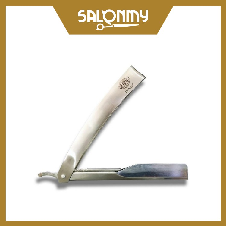 TMS Italy Stainless Steel Straight Razor
