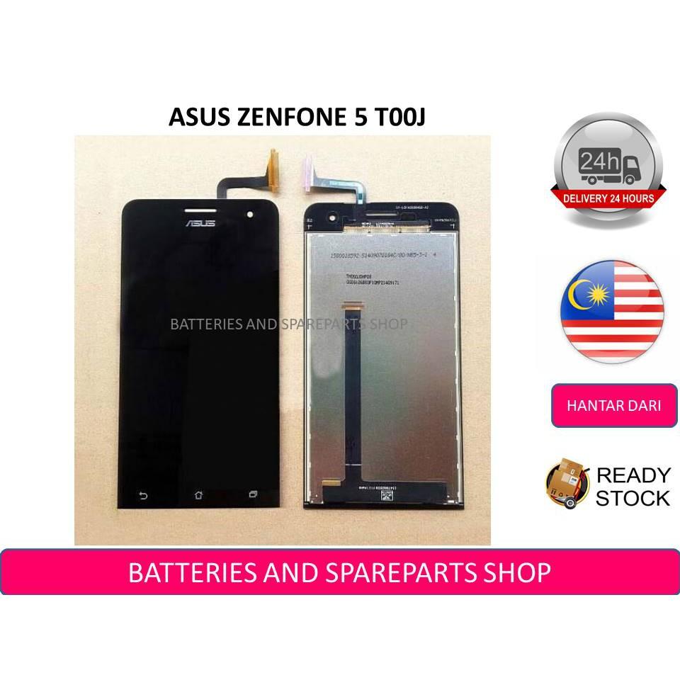 BSS Asus Zenfone 5 T00J Lcd + Touch Screen Digitizer Sparepart Repair