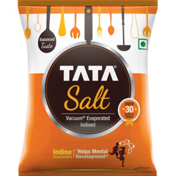 Tata Iodised Salt - 1Kg