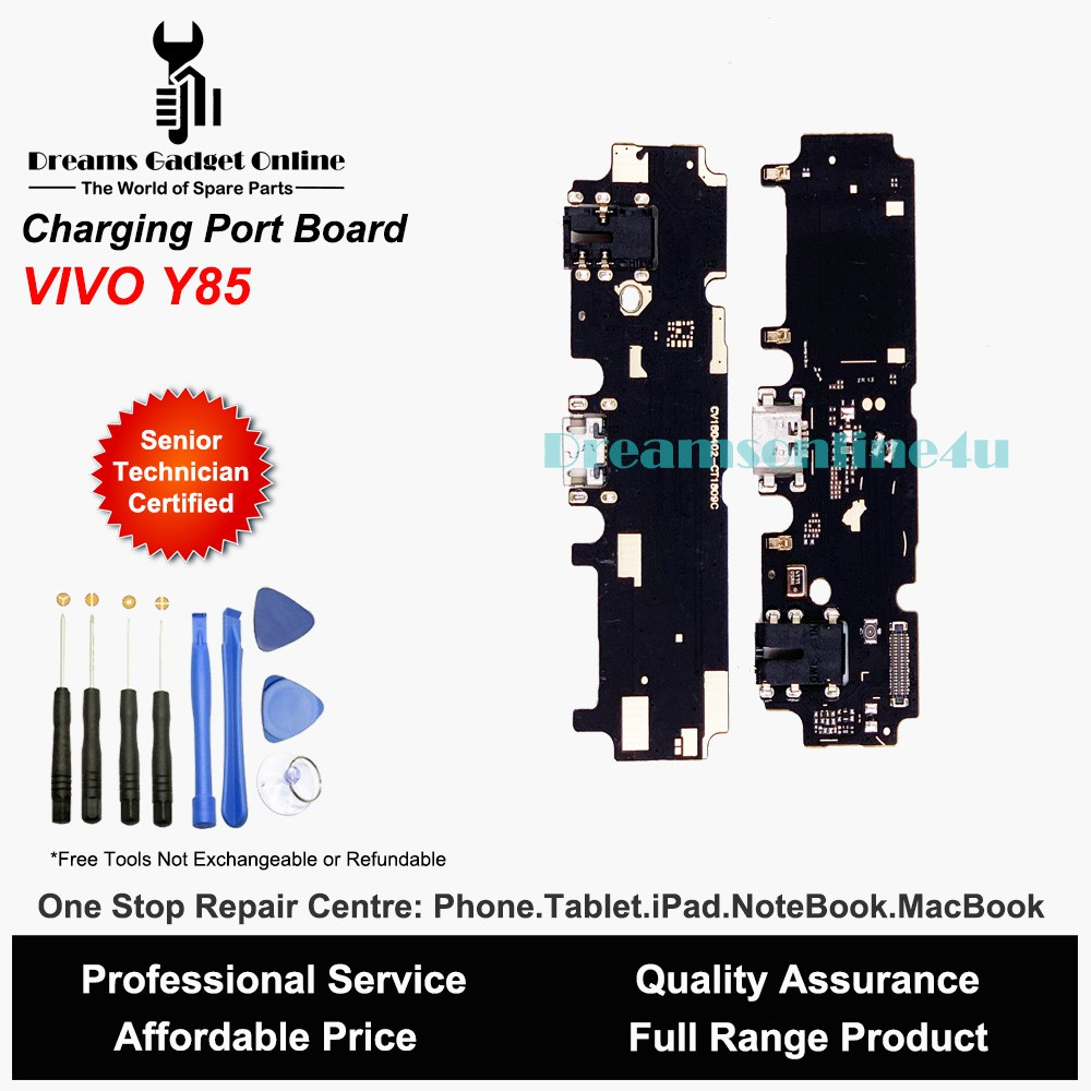 XIAOMIN Charging Port Board for Vivo Y85 Replacement Part Replacement