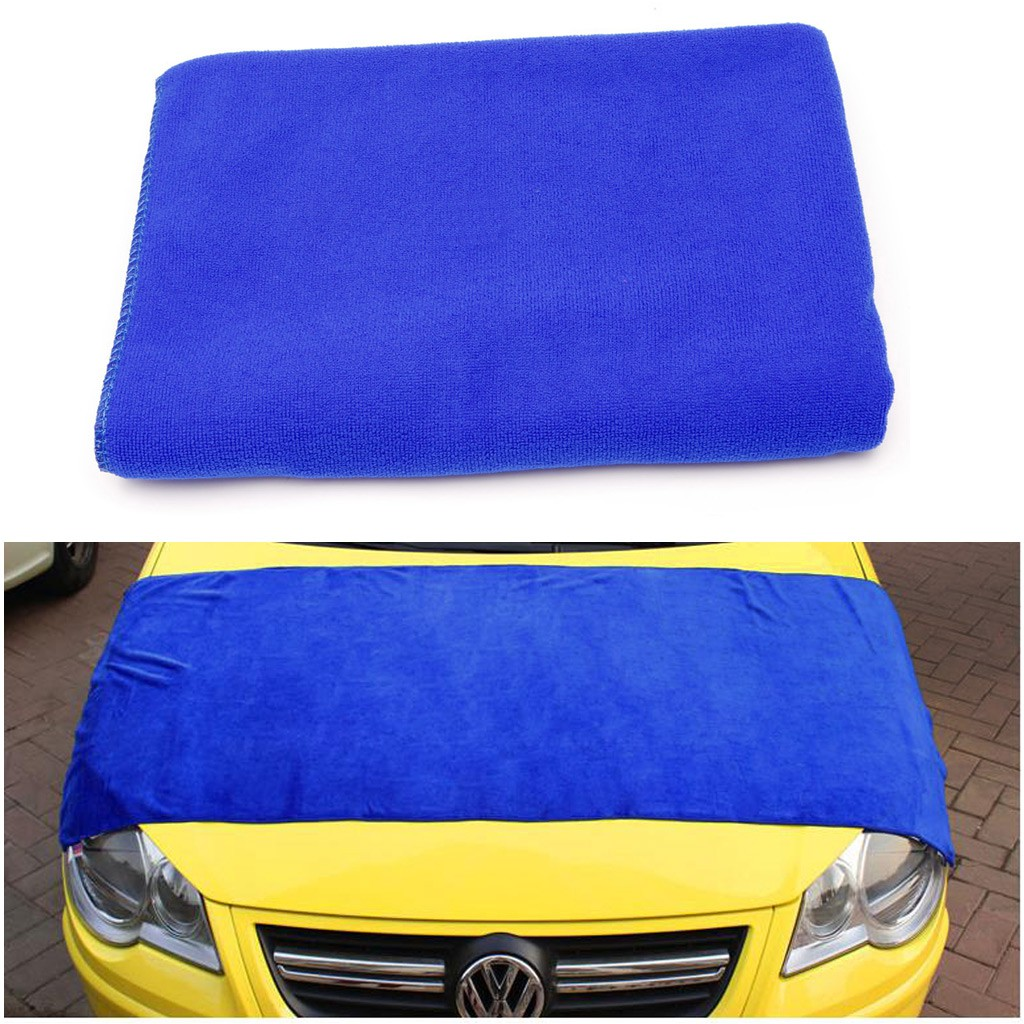Lots Microfiber Towels Elite Deluxe Soft Car Wash Polish Drying Cleaning Cloth
