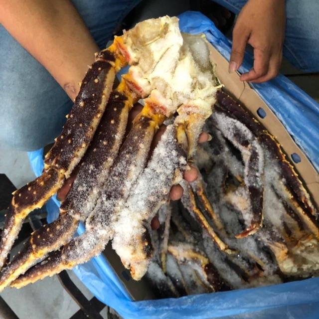 Alaska king crab 阿拉斯加帝王蟹 850-1100gm