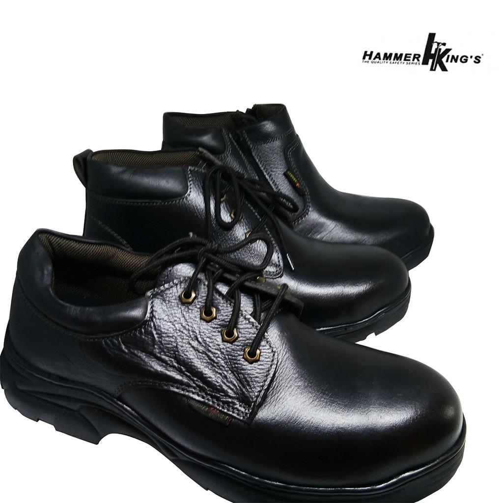 Hammer King's Men Double Zip Safety Shoe