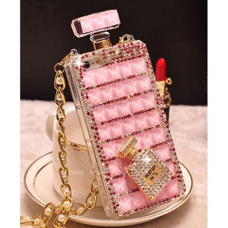 brand new 179d5 1fd8a BACK CASE CHANEL PERFUME Bottle FOR SAMSUNG GALAXY NOTE 5S | Shopee ...
