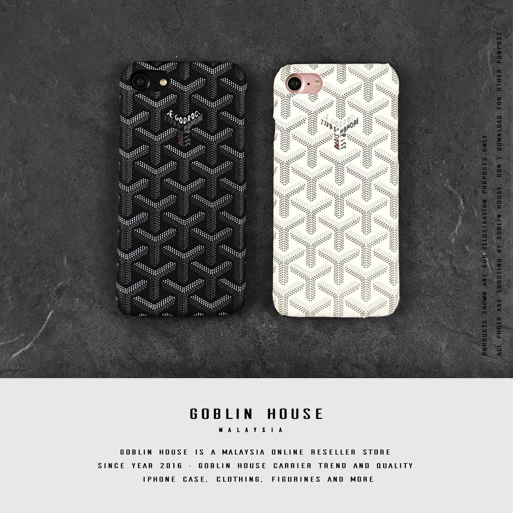 pretty nice 98671 a9e71 Goyard iPhone Case