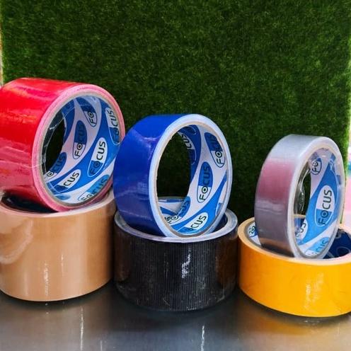 Binding / Cloth Tape 24mm/36mm/48mm x 6yard