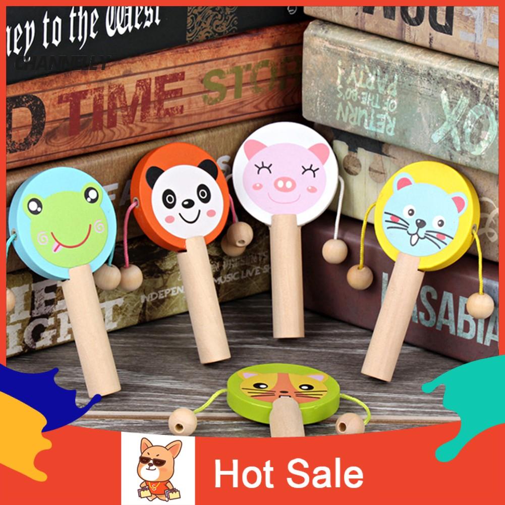 Practical Child Wrist Shaker Sand Hammer Dynamic Rhythm Art Instrument Gift Hot