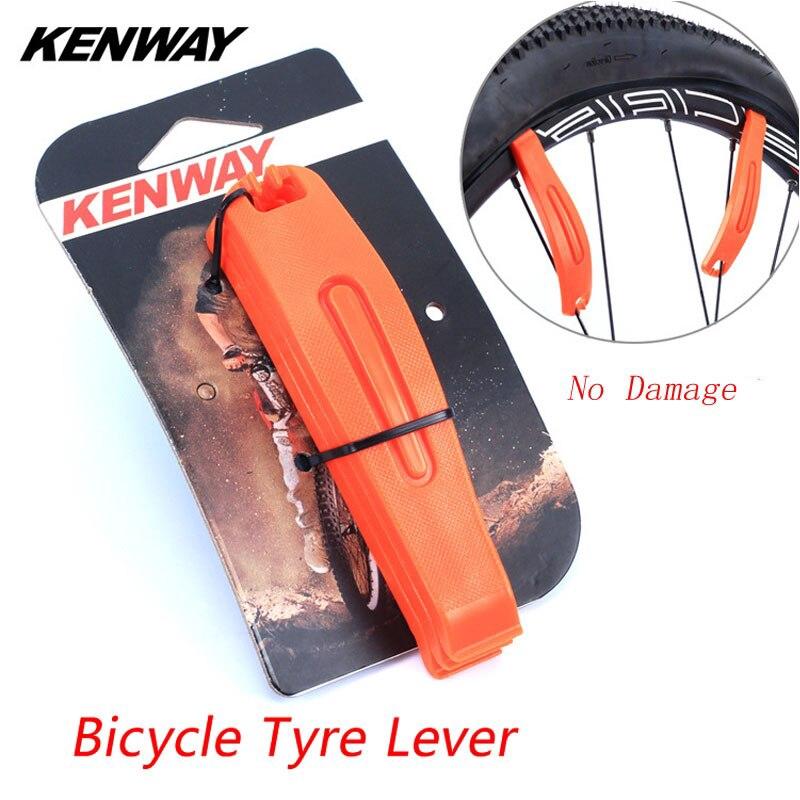 3PCS//Lot Bicycle Tire Tyre Levers Bike Puncture Repair Tool Kit UK