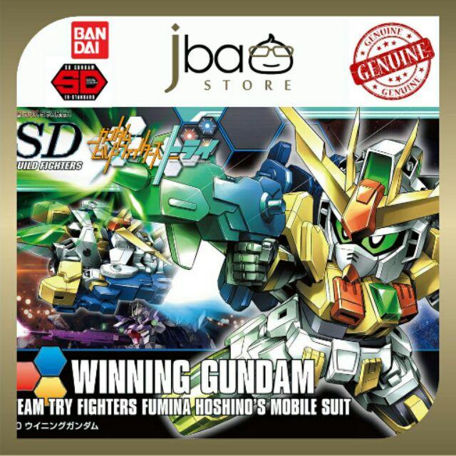 Bandai Winning Gundam SDBF Gundam Model Kits 4543112943675 Birthday