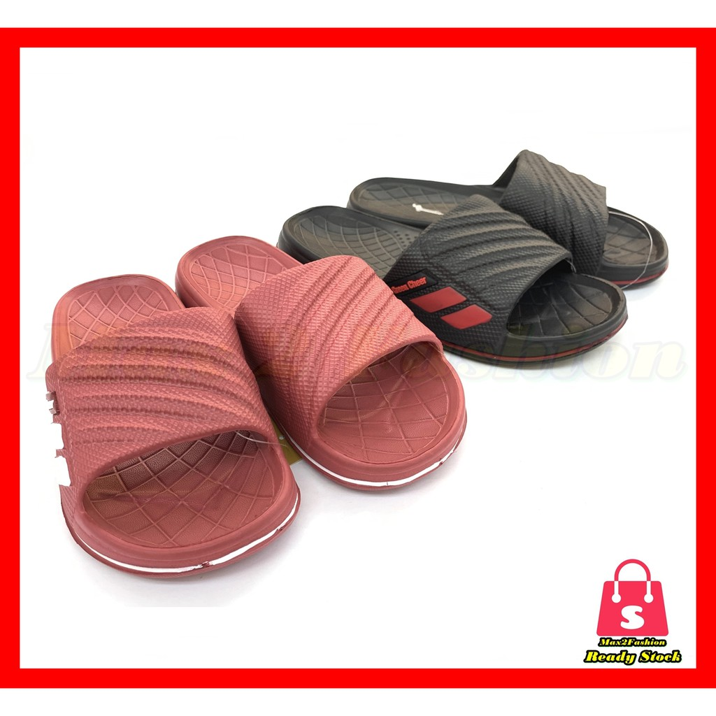 *C&T* {Ready Stock}Ladies Ultraweight House Slipper Casual Sandal