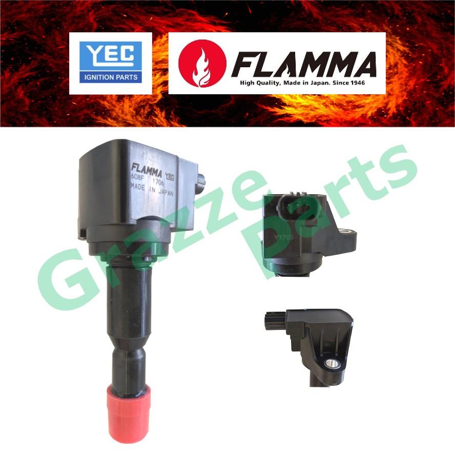 YEC Flamma Ignition Coil IGC608F for Honda City SEL Jazz - V-tec