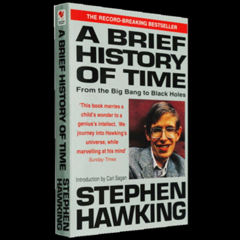 A Brief History Of Time By Stephen Hawking English Version