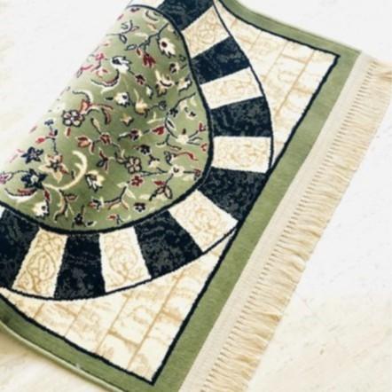 The Prayer Mat Sejadah Rawdha Collection - TPM110,TPM111,TPM112,TPM113
