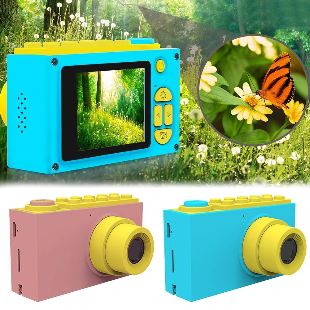 Waterproof Mini Cam Dust Proof Digital Camera Gifts High Definition Zoom Kids