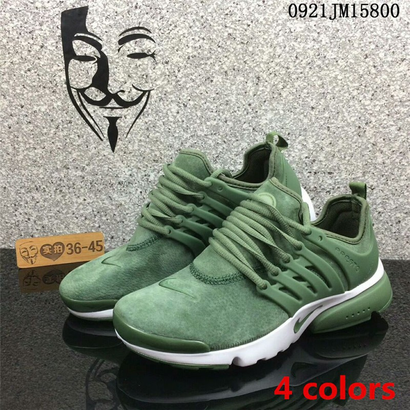 new styles 07f63 a6d32 Nike Air Presto Ultra Mens and women Leather Sneakers fashion casual shoes