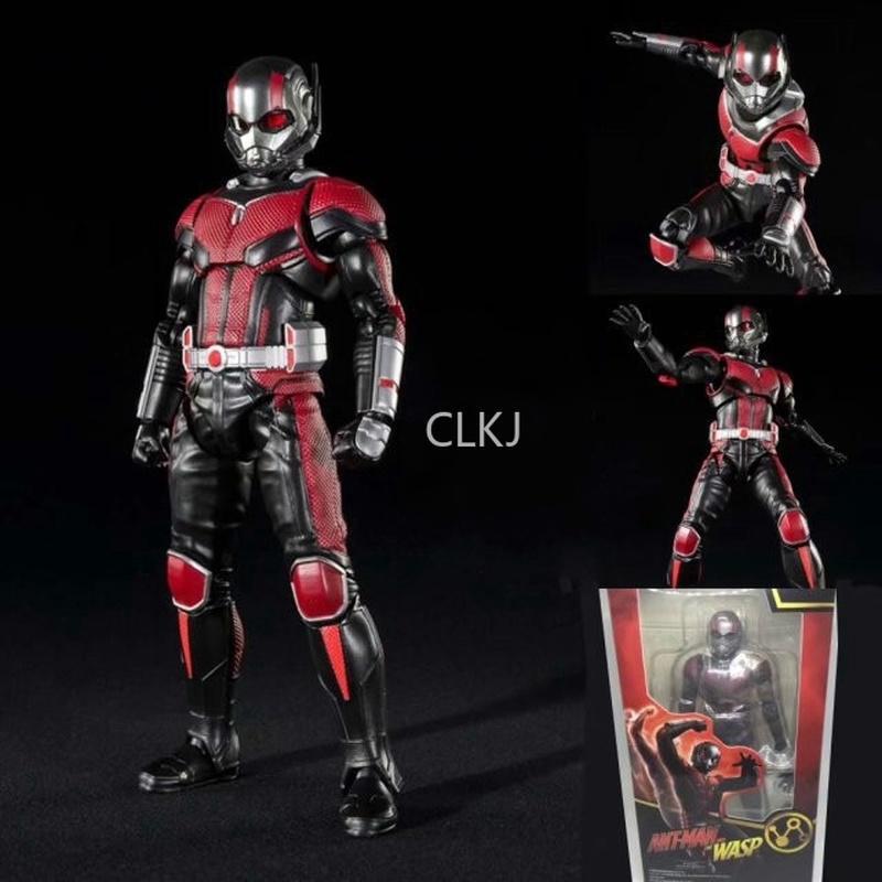 Captain America: Civil War SHF Ant-Man Movable PVC Figure Toy Model