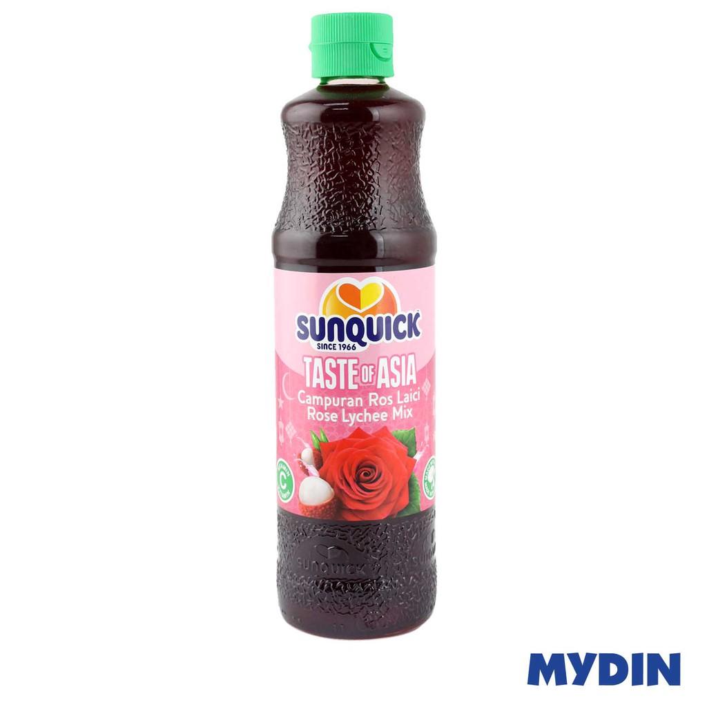 Sunquick Rose Lychee Cordial (700ml)
