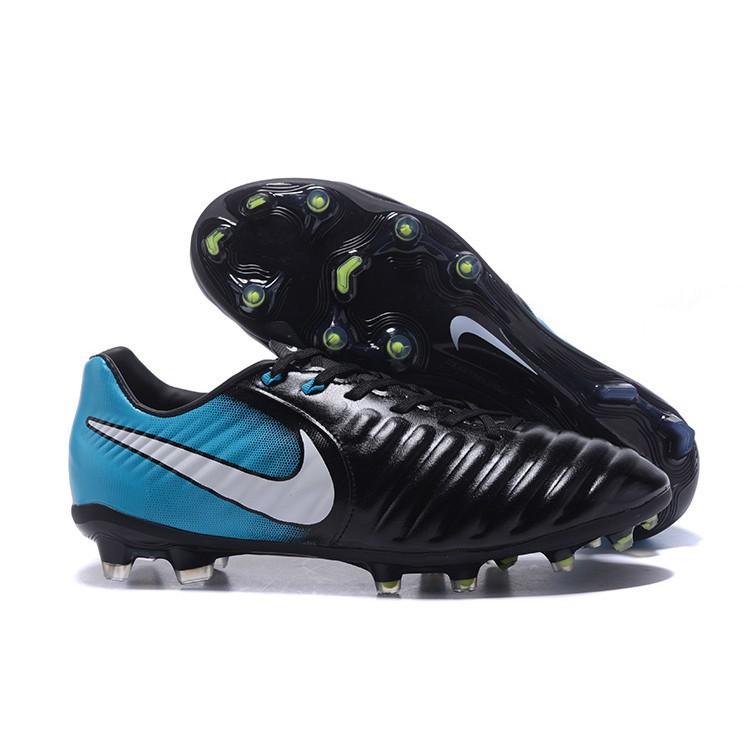 brand new 8eee0 2f8c2 YM*Ori Nike Tiempo Legend VII 7 FG Sergio Ramos men soccer sports football
