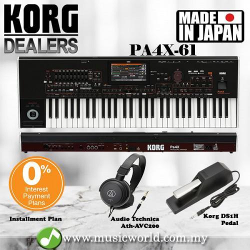 Roland Ea7 Vs Korg Pa4x