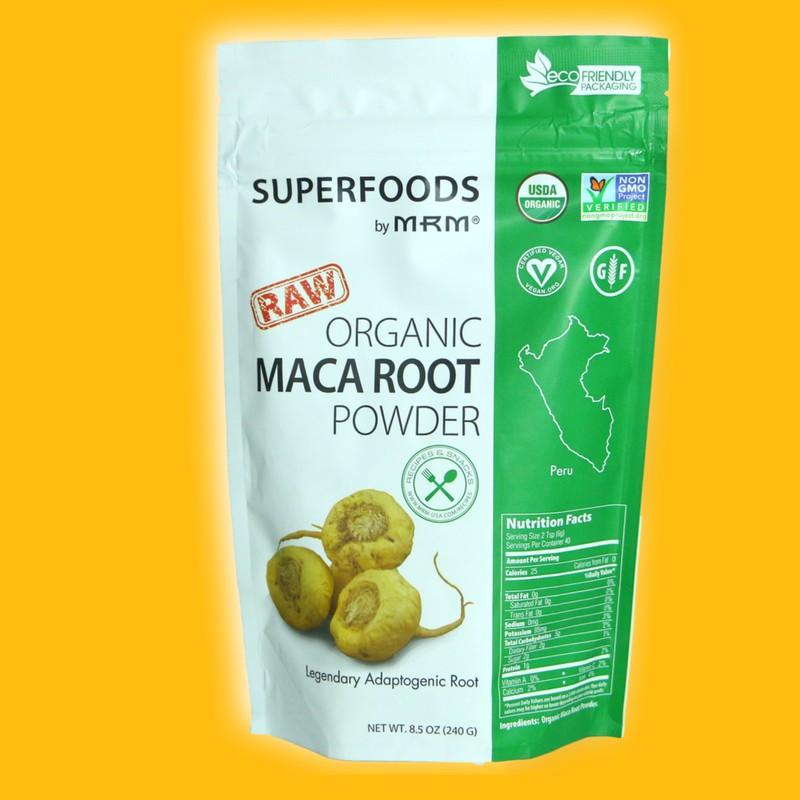 Raw Maca Root Powder - 240G