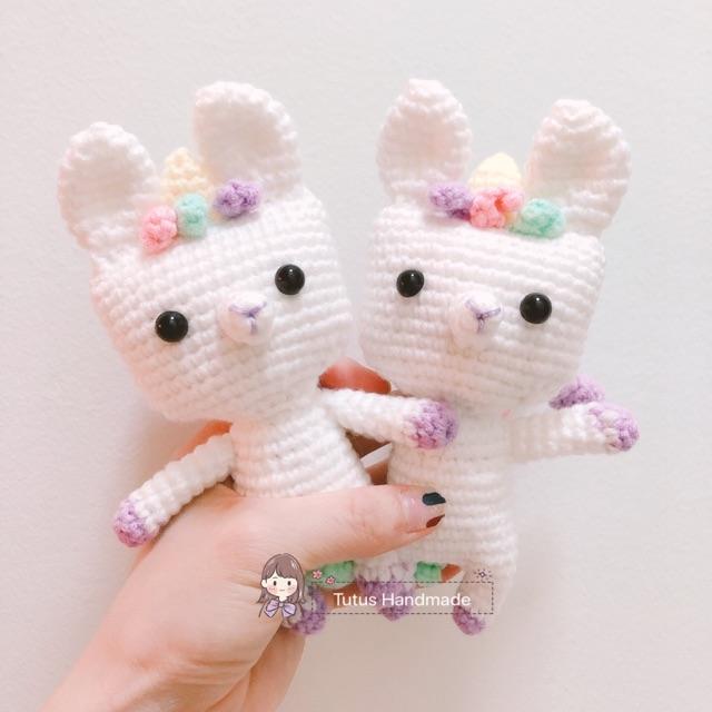 Custom amigurumi doll and cat   Custom little girl with her …   Flickr   640x640