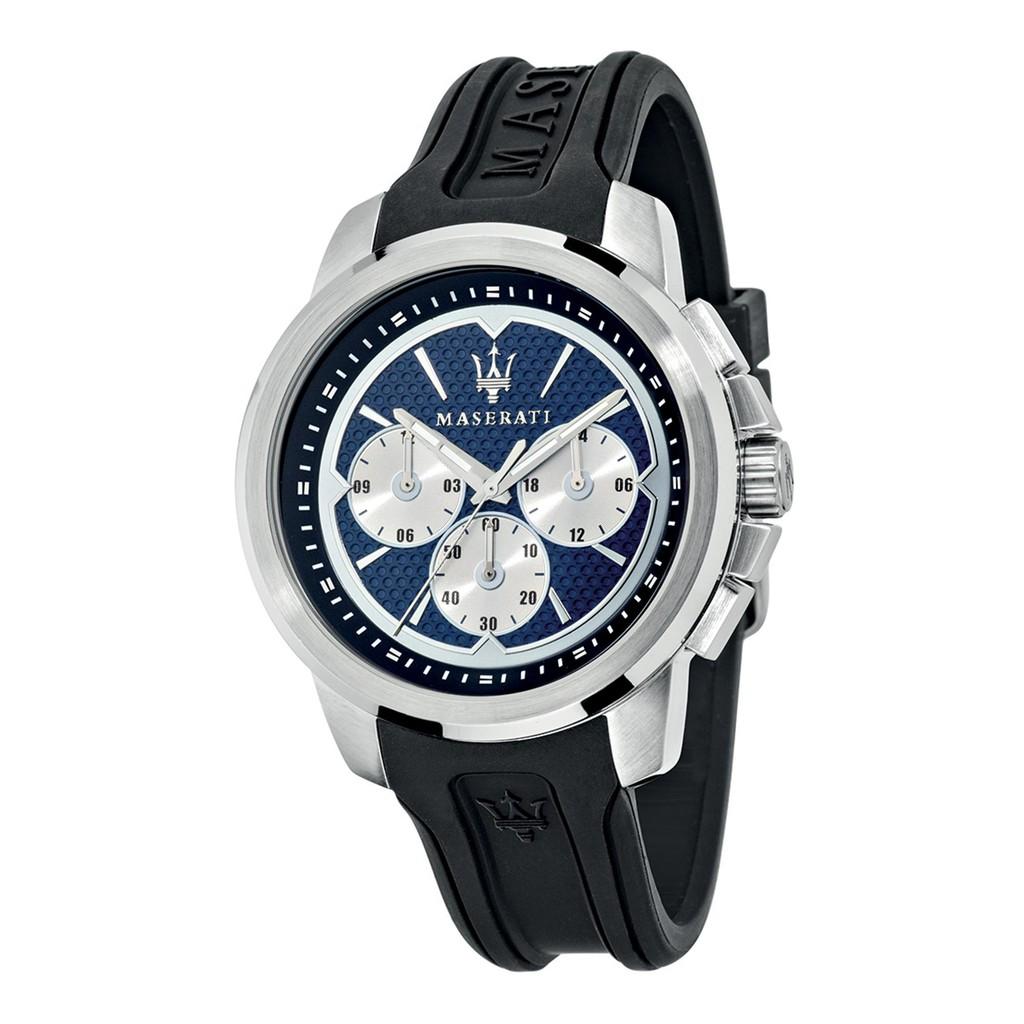 Maserati Sfida Chronograph - Black (44mm) R8851123002