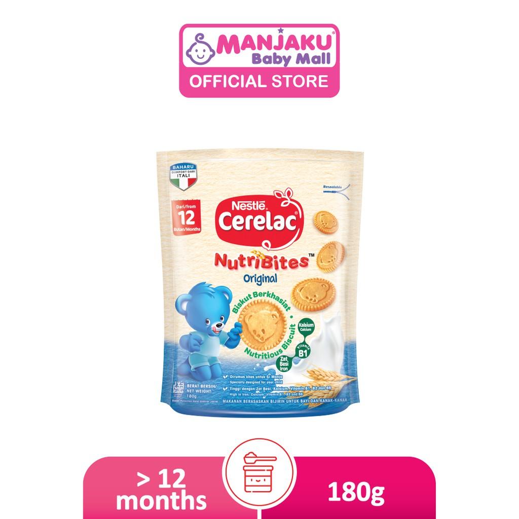 Nestle Cerelac Nutribite Original (180g)