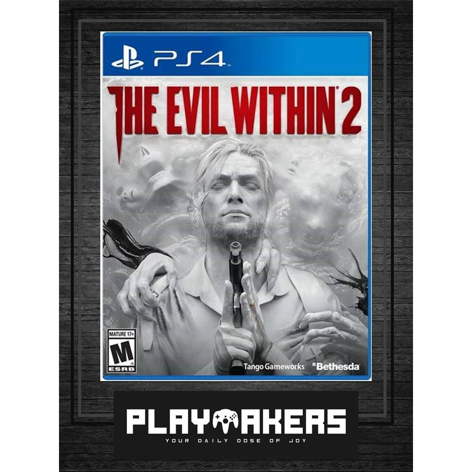 PS4 The Evil Within 2 Eng/Chi R3