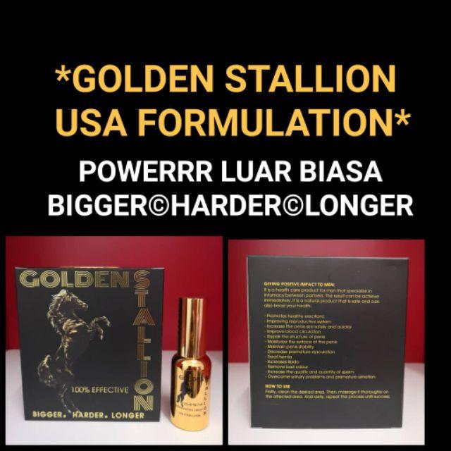 Golden Stallion Usa Formulasi