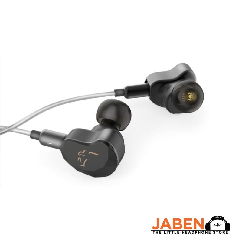 California Audio Technology CAT Apollo Hi-Res Premium Hybrid Wired In-Ear Earphones [Jaben]