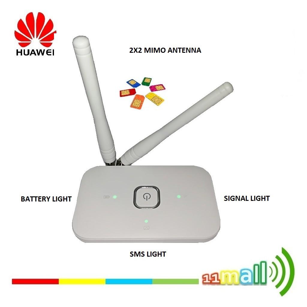 ⭐ HUAWEI E5573 ⭐ READY STOCK E5573BS-320/R216 4G 3G Portable Modem WIFI MIFI
