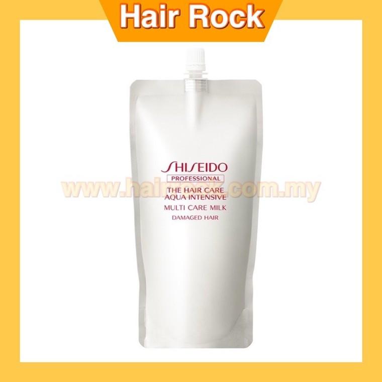 SHISEIDO THE HAIR CARE AQUA INTENSIVE MULTI CARE MILK 450ML